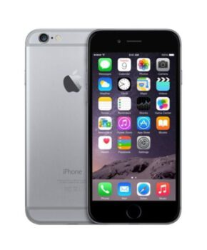 Refurbished Apple iPhone 6 32GB Space Grey - Klasse B