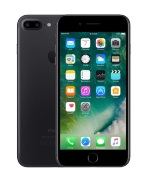 Refurbished iPhone 7 Plus 128GB | Jet Black  | Als Nieuw