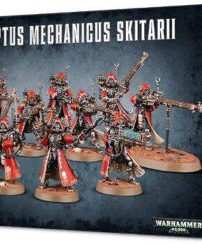 Warhammer 40K - Adeptus Mechanicus Skitarii  - verzamelfiguur