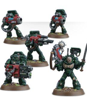 Warhammer 40k - Devastator Squad -Space Marines