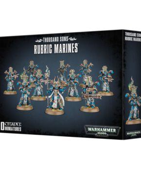 Thousand Sons Rubric Marines - verzamelfiguur
