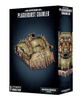 Death Guard - Warhammer 40k - Plagueburst Crawler