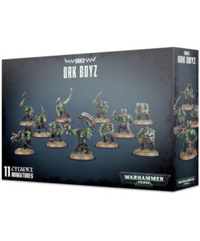 Warhammer 40K: Ork Boyz - verzamel figuur