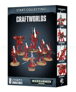 Warhammer 40K -Start Collecting! Craftworlds -  verzamelfiguur