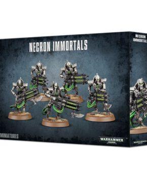Warhammer 40K - Necron Immortals - Deathmarks - verzamelfiguur