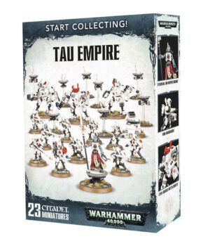 Warhammer 40K- Start Collecting! T'au Empire - verzamelfiguur