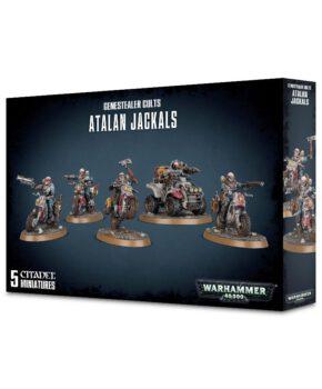 Warhammer 40K - Atalan Jackals - Genestealer Cults