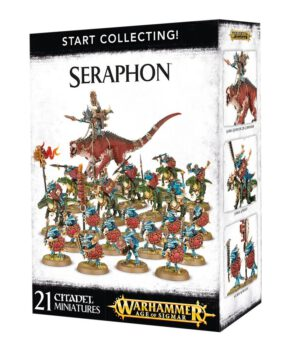 Warhammer Age of Sigmar  - Start Collecting! Seraphon