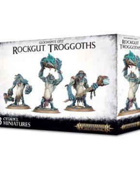 Gloomspite Gitz - Rockgut Troggoths - verzamelfiguur