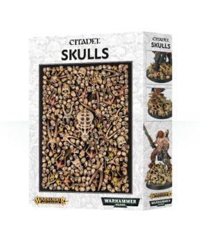 Warhammer - Citadel Scenics en effecten - Citadel Skulls
