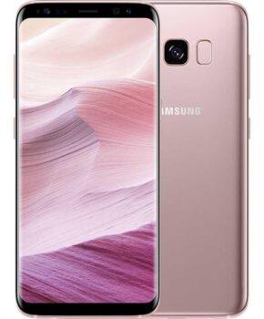 Refurbished Samsung Galaxy S8 64GB Roze - als nieuw