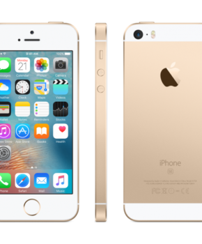 refurbished Apple iPhone SE 64GB Goud - Als nieuw