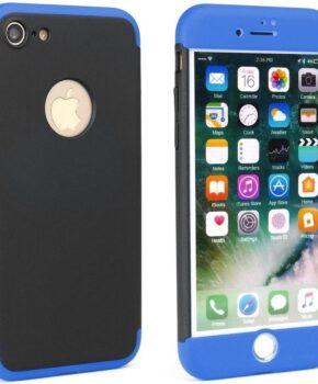 GKK 360 Full Protection Case voor de IPHONE XS Max -blauw -zwart