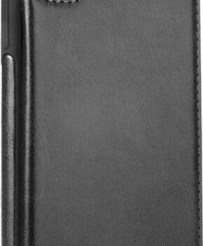 Forcell Wallet Case - voor de  Samsung A7 2018 - zwart