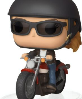 Carol Danvers on Motorcycle Ride #57 - Captain Marvel - Funko POP!