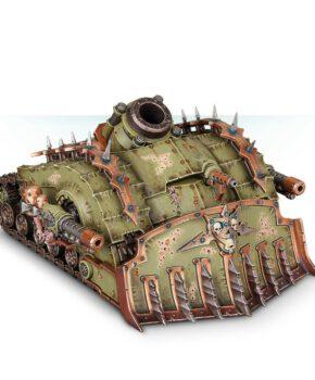 Warhammer 40K- Chaos Space Marines -Plagueburst Crawler  - verzamelfiguur