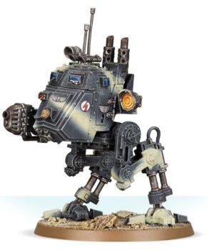 Warhammer 40K- Astra Militarum -Sentinel - verzamelfiguur