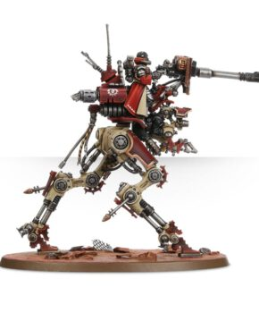 Warhammer 40K- Adeptus Mechanicus Ironstrider Ballistarius