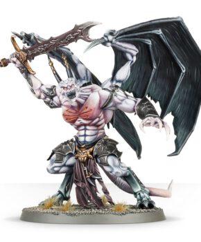 Warhammer 40K- Age of Sigmar - Chaos - Daemon Prince