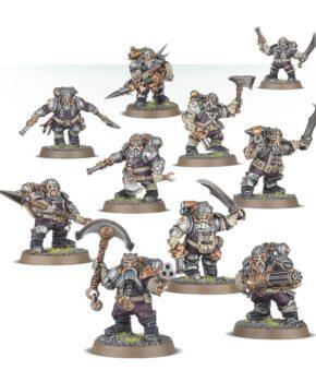 Warhammer: Age of Sigmar - Arkanaut Company