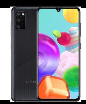 Samsung Galaxy A41 - 64GB - Zwart - nieuw - verzegelde box