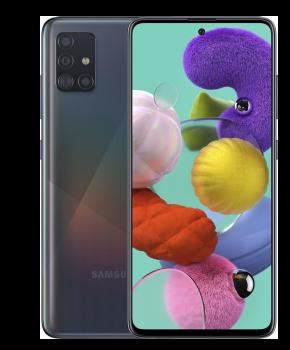 Samsung Galaxy A71 - 128GB - Zwart -  nieuw - verzegelde box