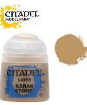 Citadel Layer Karak Stone 12ml (22-34) - Layer verf