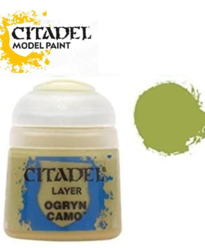 Citadel Layer Ogryn Camo 12ml (22-31) - Layer verf