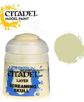Citadel Layer Screaming Skull 12ml (22-33) - Layer verf