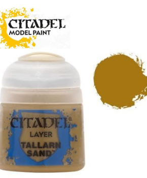 Citadel Layer Tallarn Sand 12ml (22-34) - Layer verf