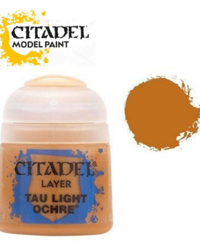 Citadel Layer Tau Light Ochre 12ml (22-42) - Layer verf