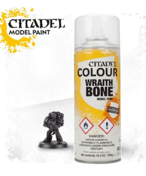 Citadel Paint - citadel spray - WRAITHBONE SPRAY