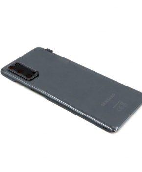 Voor Samsung Galaxy S20  replacement achterkant - zwart