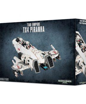 Warhammer 40K - TAU EMPIRE TX4 Piranha - verzamelfiguur