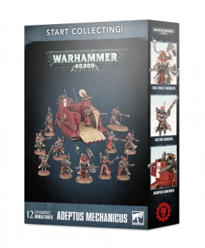 Start Collecting! Adeptus Mechanicus - verzamelfiguur
