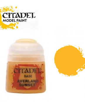 Citadel Averland Sunset - 21-52  – base  verf - 12ml