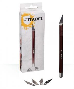 Citadel Knife -66-61- hobbymes - 6 mesjes