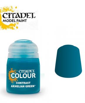 Citadel Contrast Akhelian Green  – Contrast verf - 18ml