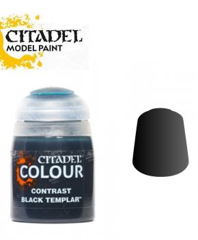 Citadel Black Templar - 29-38  – contrast   verf - 18ml
