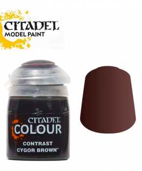 Citadel Cygor Brown - 29-29  – Contrast verf - 18ml