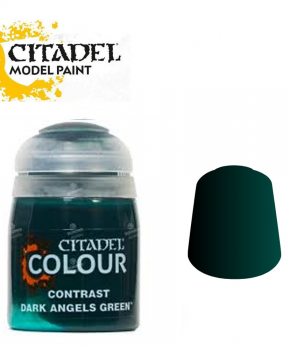 Citadel  Dark Angels Green - 29-20   – Contrast verf - 18ml