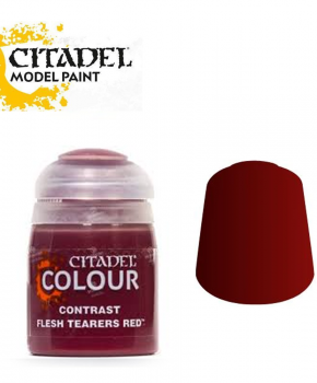Citadel Flesh Tearers Red   – Contrast verf - 18ml