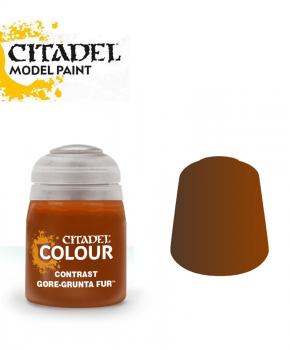 Citadel Goregrunta Fur - 29-28  – Contrast verf - 18ml
