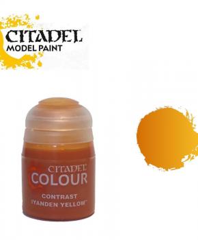 Citadel iyanden yellow 29-10  – Contrast verf - 18ml