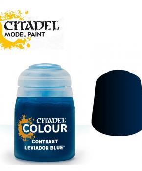 Citadel  Contrast Leviadon Blue 29-17   – Contrast verf - 18ml