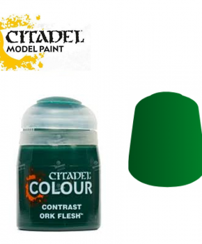 Citadel Ork Flesh 29-22  – Contrast verf - 18ml