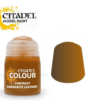 Citadel  Snakebite Leather - 29-27   – Contrast verf - 18ml