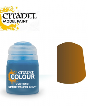 Citadel  Space Wolves Grey- 29-36  – Contrast verf - 18ml