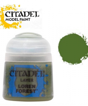 Citadel Layer Loren forest 22-27- Layer verf