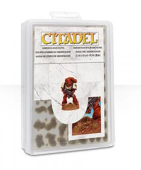 Citadel Middenlands Tufts -66-79 - kunstgras  pollen